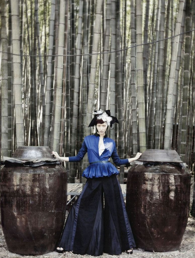 SERA PARK BY BON CHANG KOO FOR VOGUE KOREA JUNE 2013