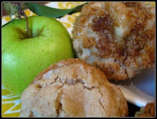 Grey House Green Door: Perfect Apple Muffins