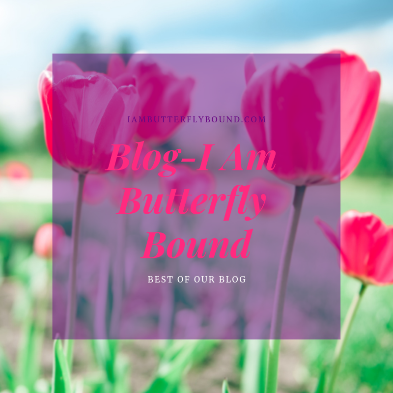 I Am Butterfly Bound Is A Blog Dedicated To Branding