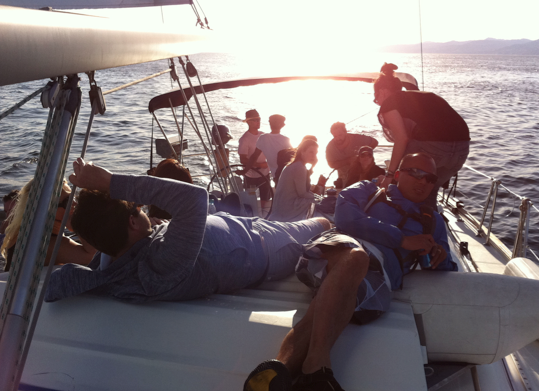 La Sailing Charter Offer Sunset Sails Day Sails Romantic Dinner Cruises Trips To Catalina Trips Up The Coast To The Marina Del Rey These Are Multiple Day C