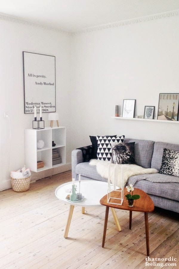 Ideas deco 6 ideas para decorar la pared del sof - Decorar pared sofa ...