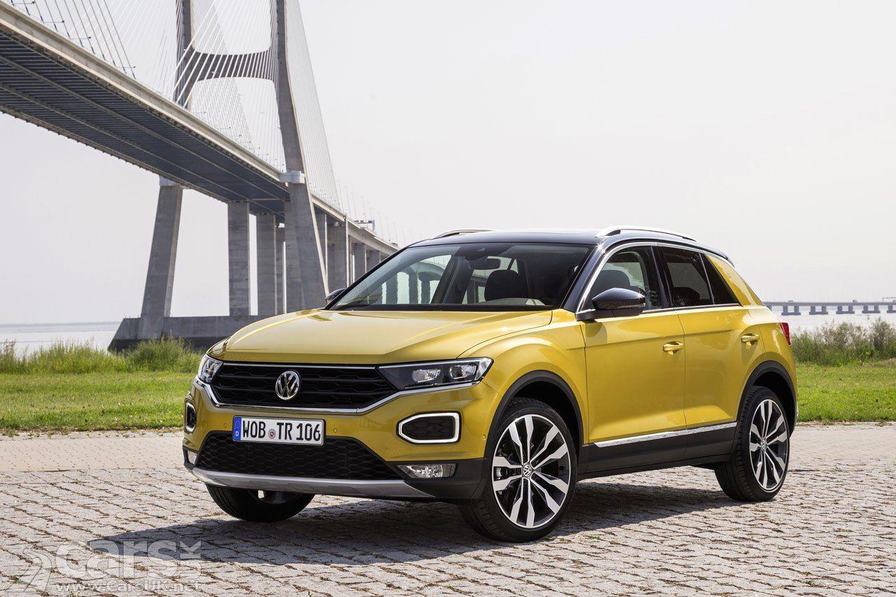 Volkswagen T Roc Gets New 1 6 Litre Diesel Option But Why Would You Want It Volkswagen Cars Uk Vw Passat