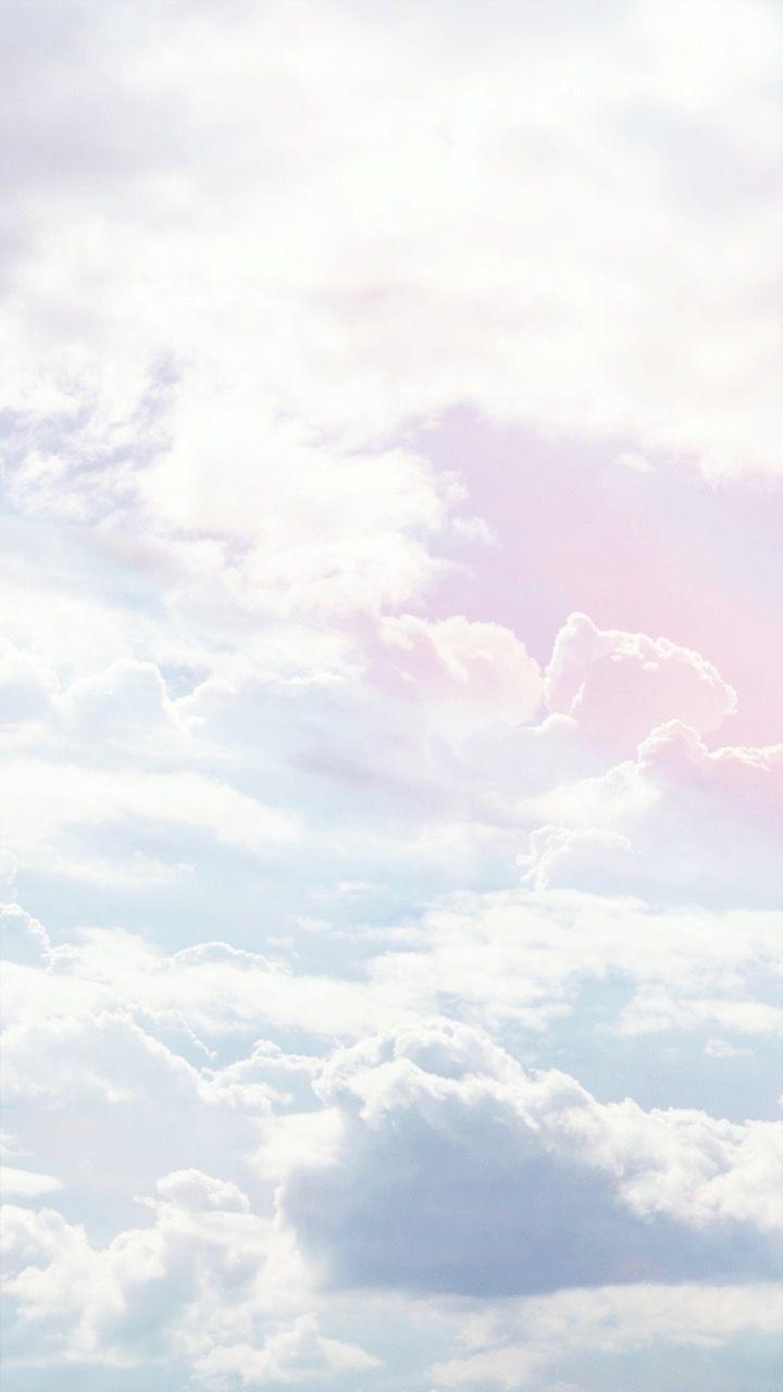 Pin By Yukari Baba On Pastel Cloud Wallpaper Iphone Wallpaper Sky Clouds Wallpaper Iphone Aesthetic clouds white wallpaper