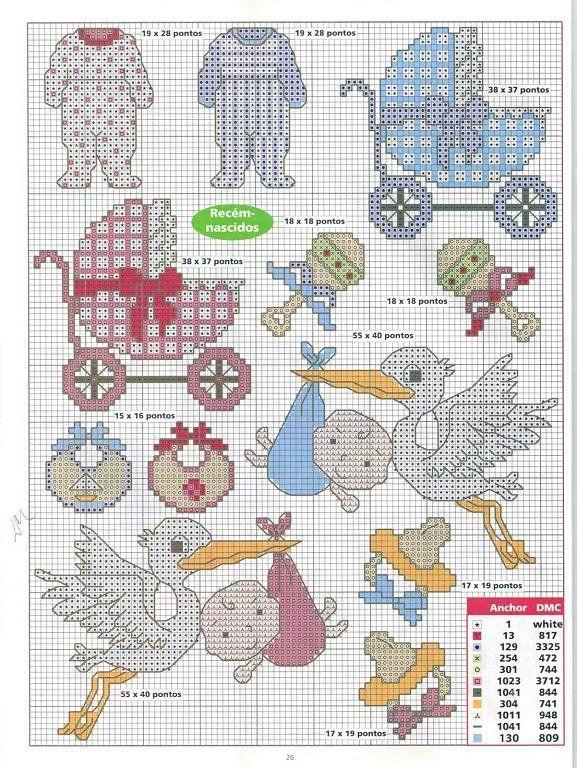 Solo Patrones Punto Cruz | Cross stitch | Pinterest | Punto de cruz ...