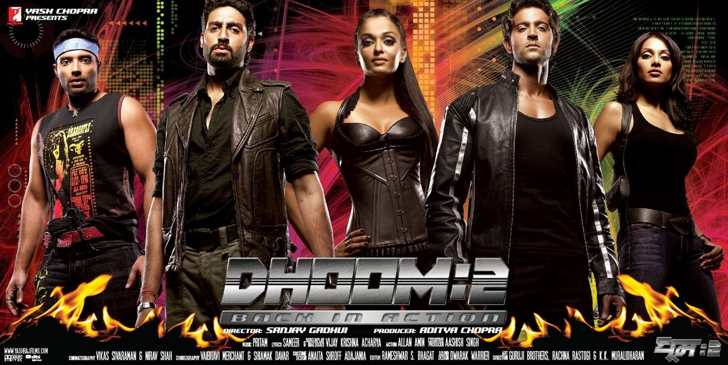 Blog Moviereviews Dhoom2 Bollywood India Dhoom 2 Movies Online Free Film Hindi Bollywood Movies