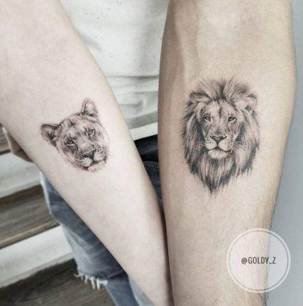 Tattoo lion lioness art 62+ trendy ideas
