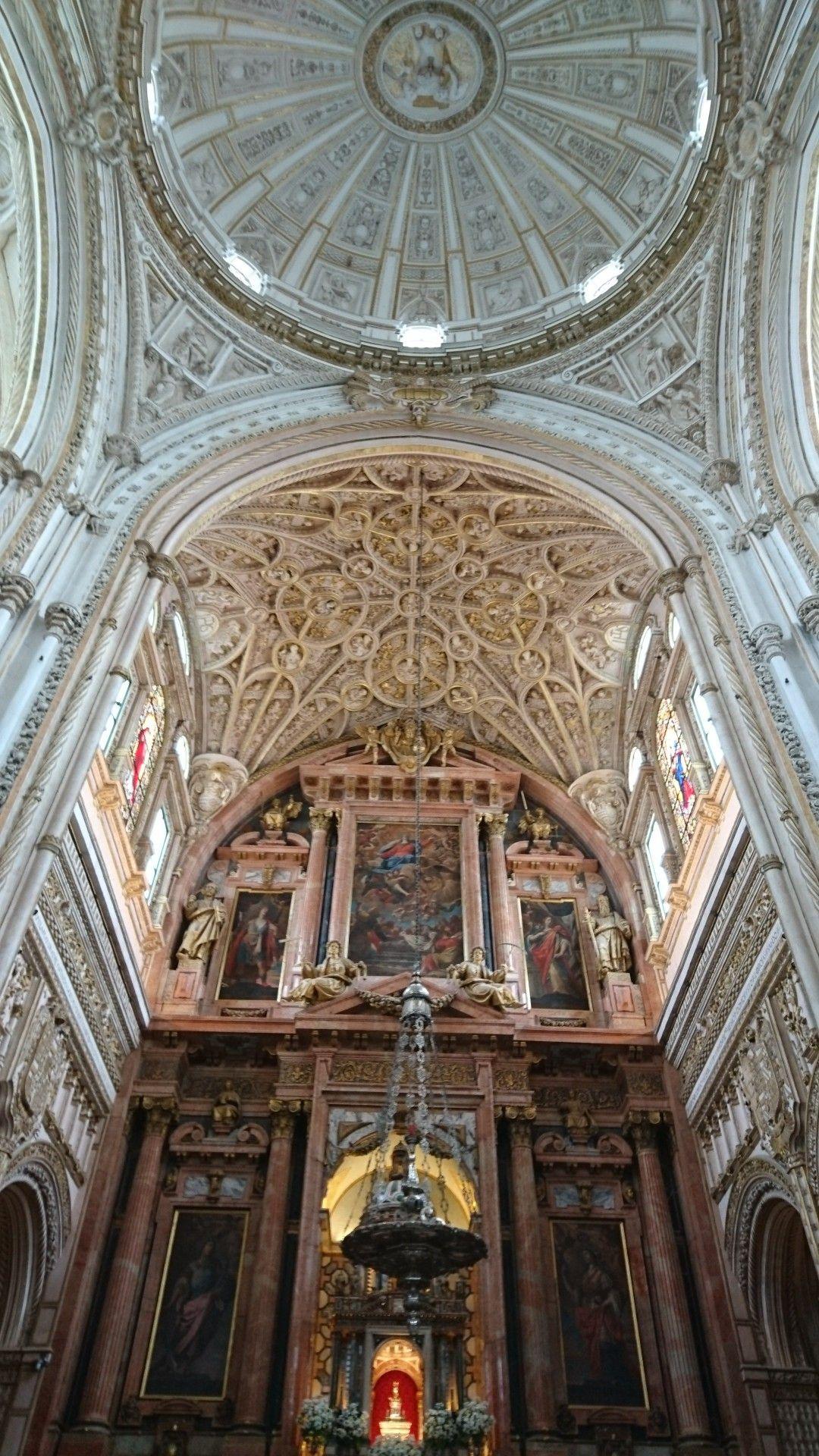 Mezquita-Catedral de Córdoba, Spain