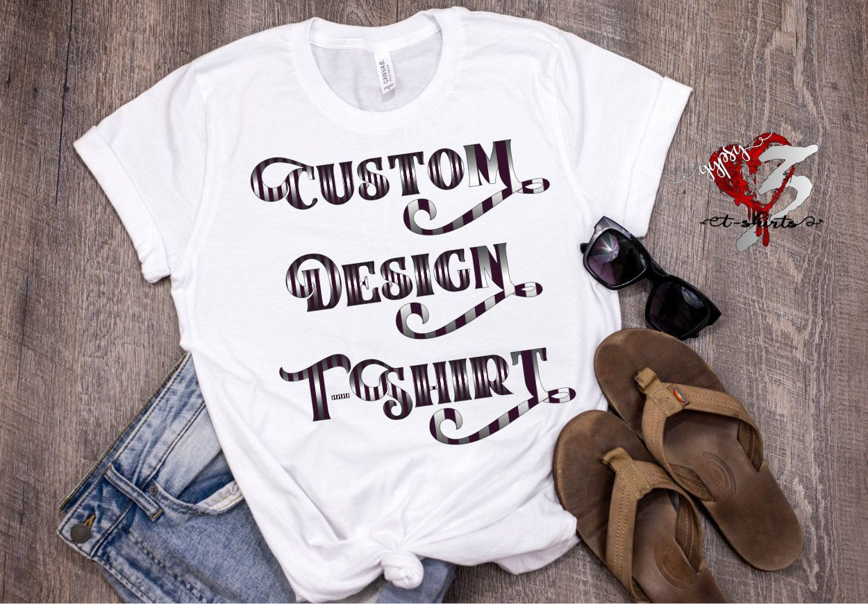 Custom T Shirt Design Your Own Custom T Shirt Dyo Custom Shirt