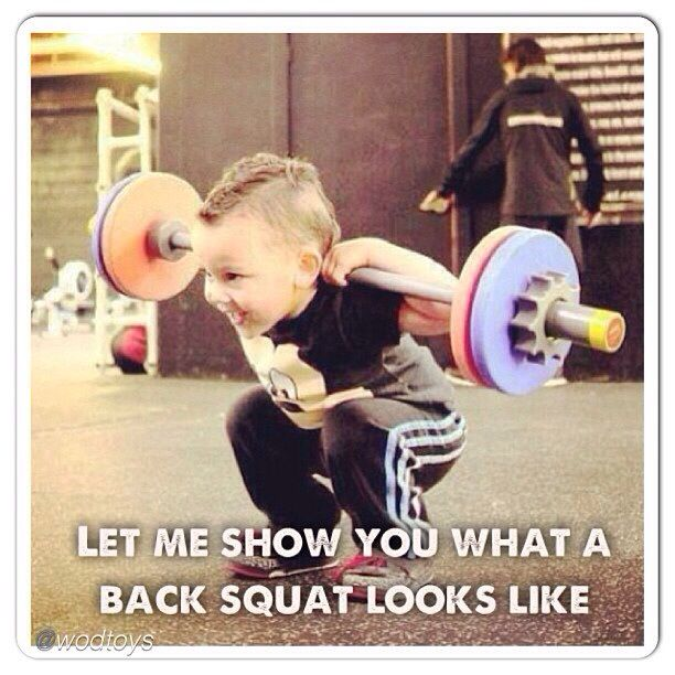 Crossfit For Kids This Is Too Cute Pinterest Search Crossfit
