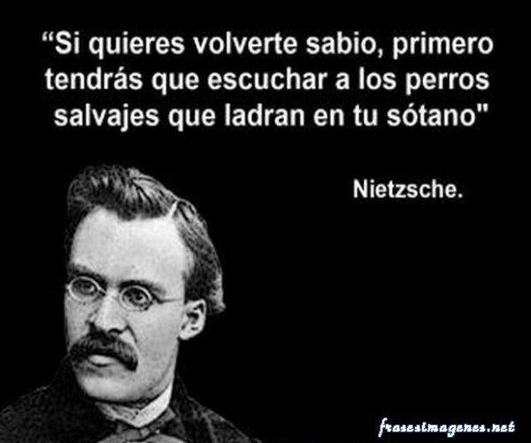 Friedrich Nietzsche Nietzsche Frases Frases Literatura Y