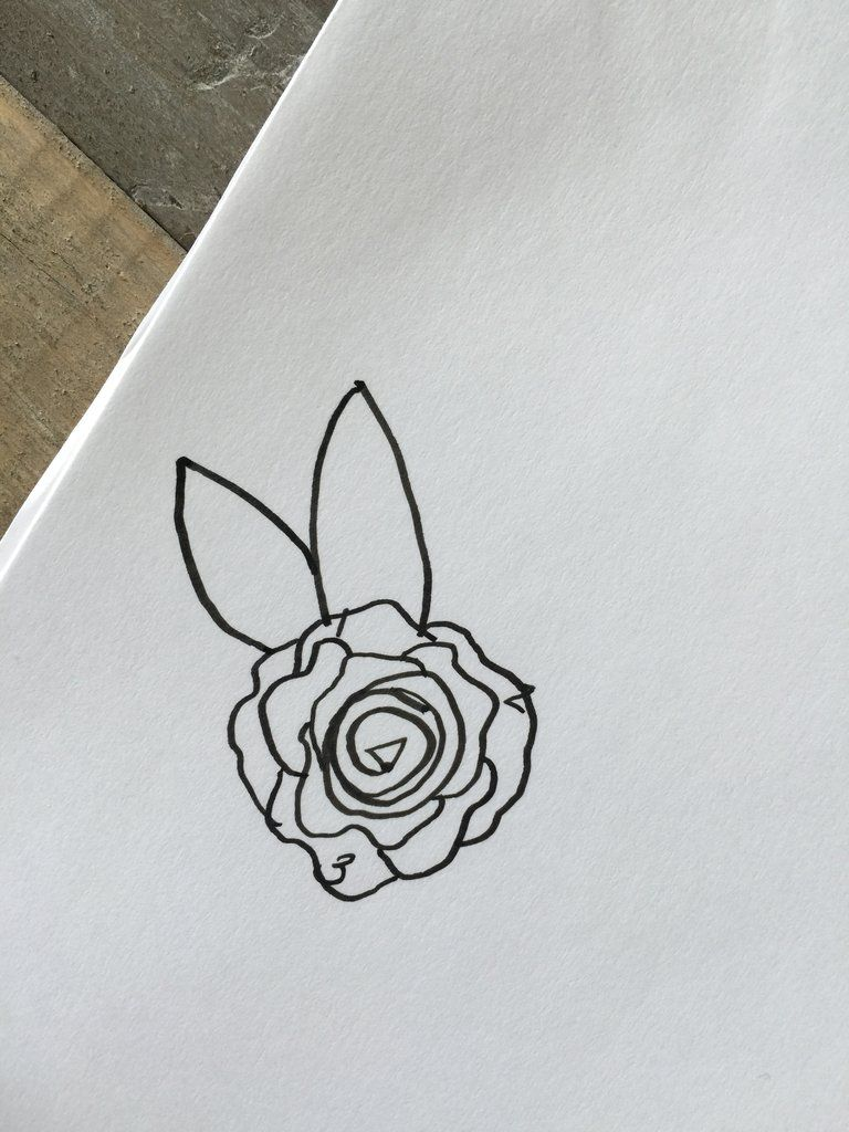 Four Ways To Draw Flowers Pinterest Open Rose Spiral And Flowers