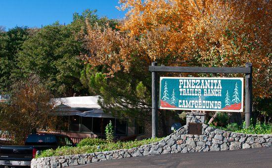 Pinezanita Rv Park Campgrounds Julian Ca Rv Parks Camping Trips Campground