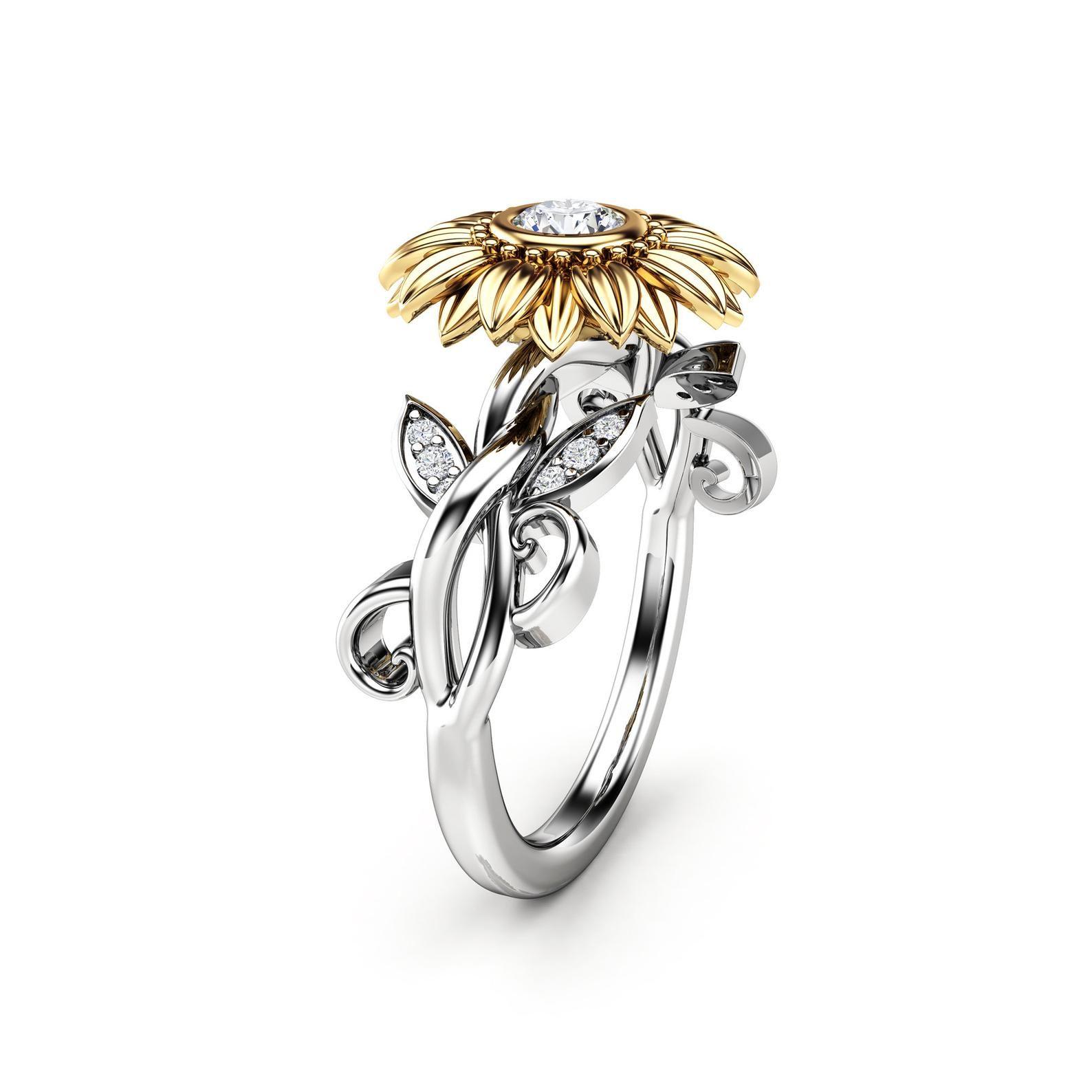 Engagement Ring in 2020 Black diamond ring engagement