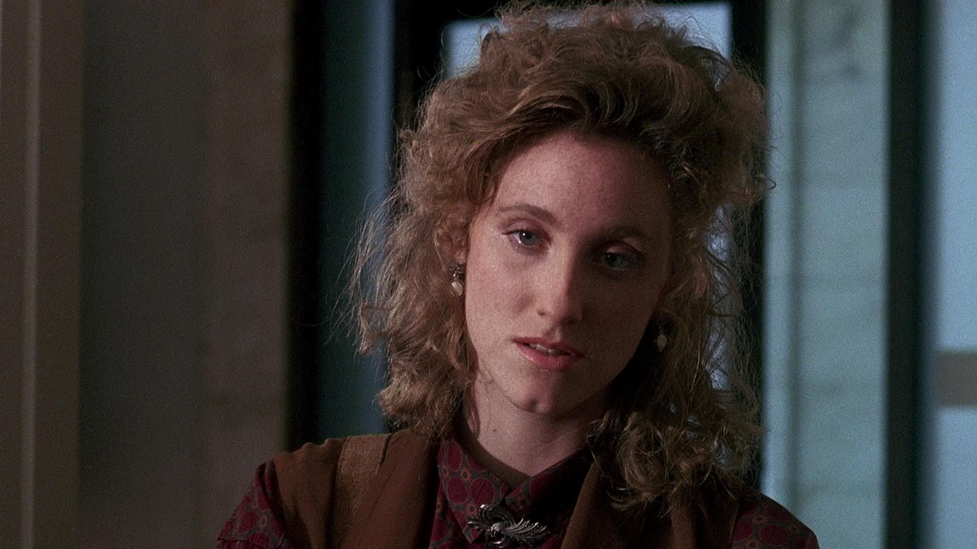 "Judith Hoag as April O'Neil in ""Teenage Mutant Ninja ..."