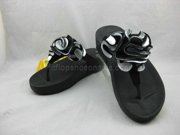 998c878013af Womens Sandals Fitflop Frou Black Shoes   Cheap Fitflop Shoes UK Sale