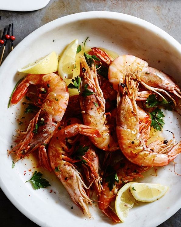 Gambas Al Ajillo Williams Sonoma Taste Authentic Spanish Recipes Spanish Dinner How To Cook Shrimp