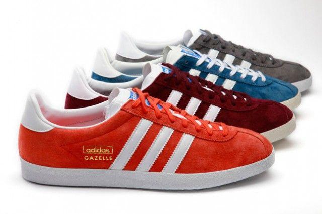 ADIDAS GAZELLE (AUTUMN PACK) - Sneaker