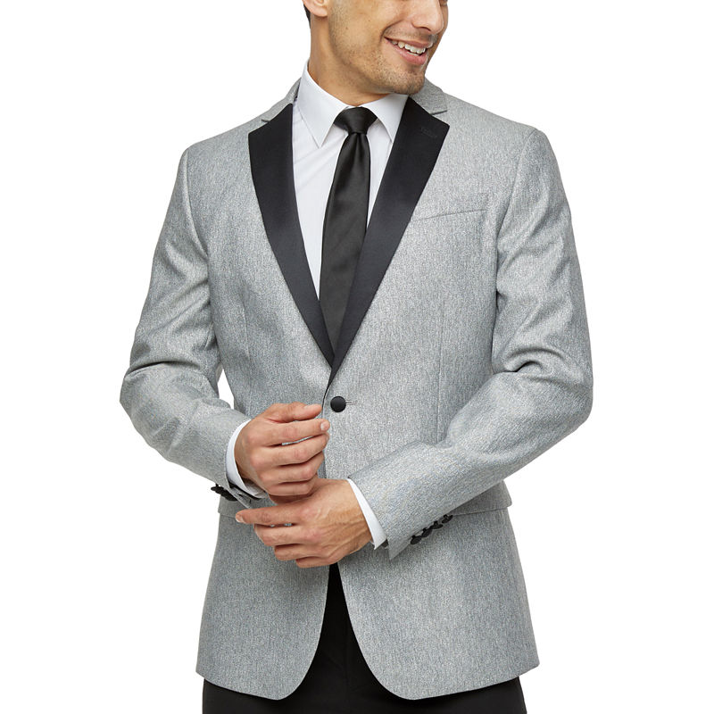 JF J.Ferrar Slim Fit Stretch Tuxedo Jacket | Tuxedo jacket ...