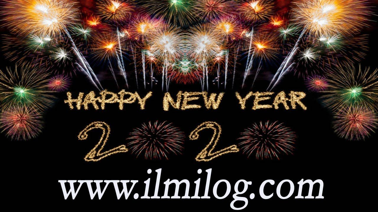 Happy New Year 2020 celebrated in Pakistan and in the
