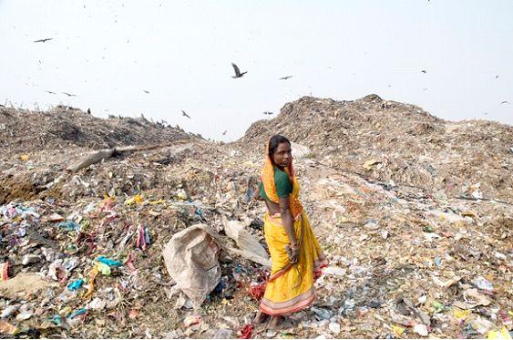 La tierra del desperdicio: escenarios futuros que te harán cambiar la manera de producir basura