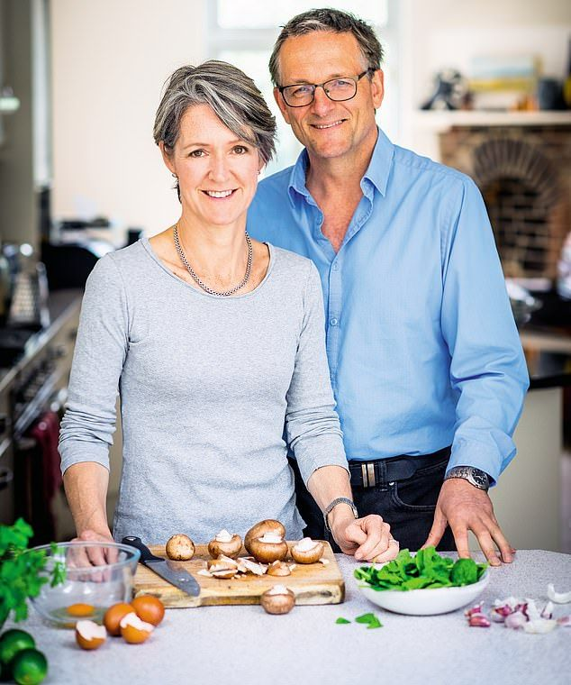 Photo of DR MICHAEL MOSLEY: My secret weapon in the war on diabetes