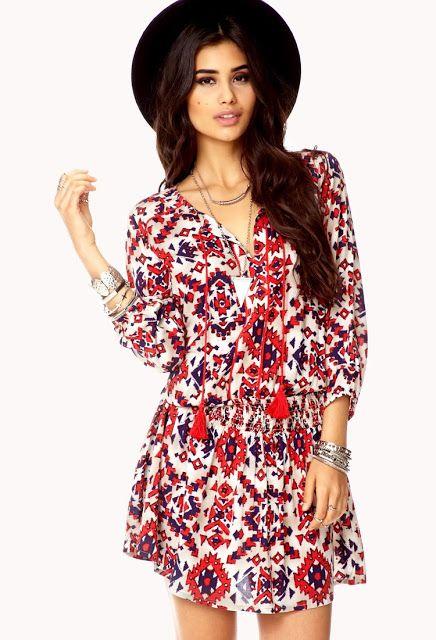 239925a217bad2 Vestidos de moda Casuales para lucir a diario | Look of dreams ...