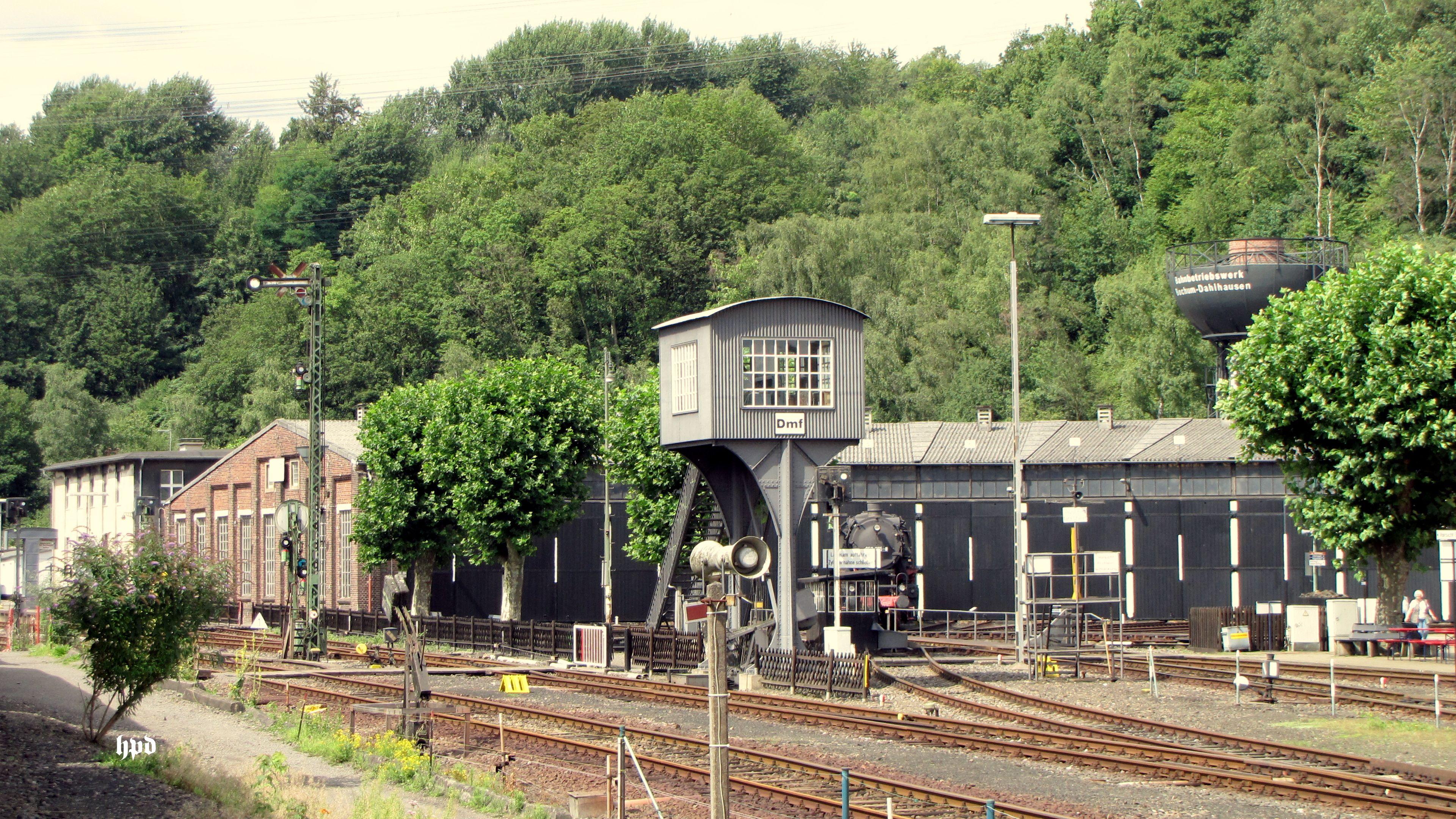 Bochum Dahlhausen Eisenbahnmuseum