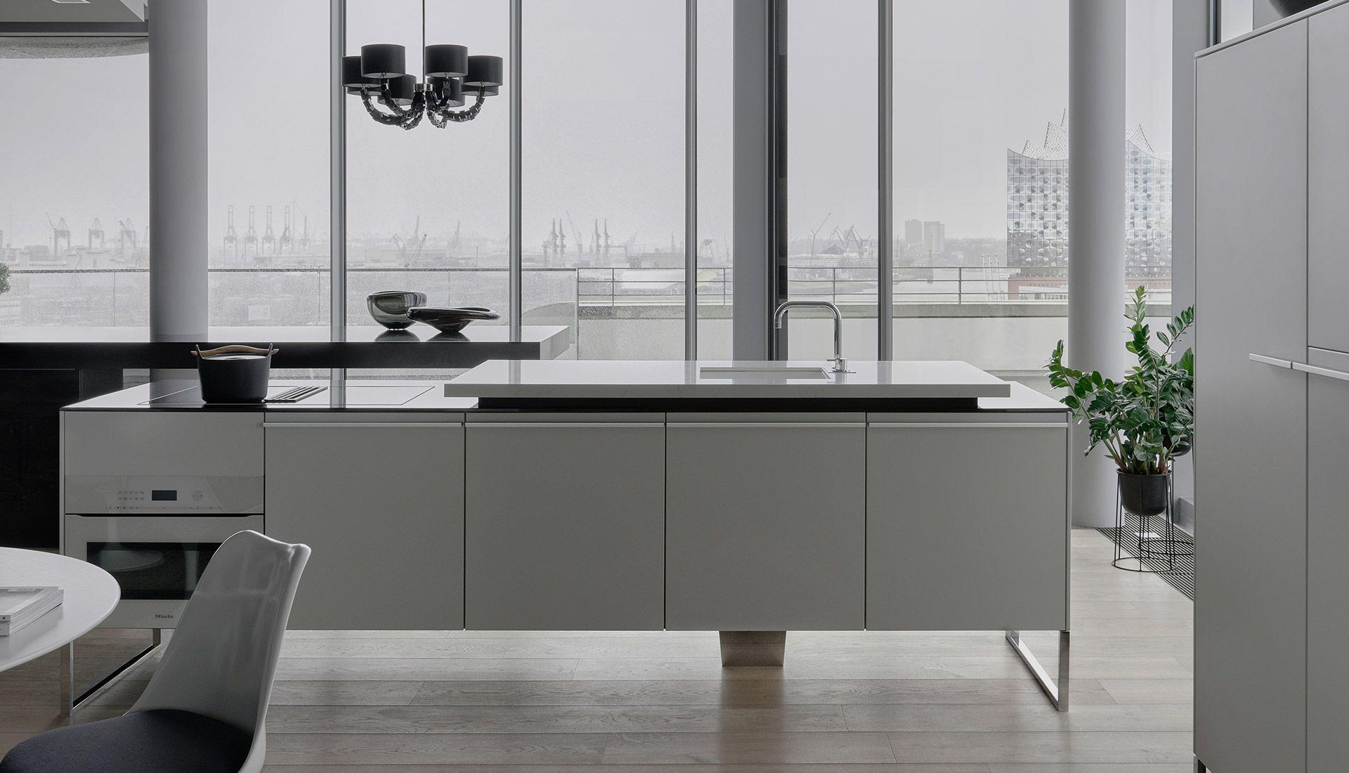 7 x 7 küchendesign küche venovo von poggenpohl  individuelles küchendesign luxury