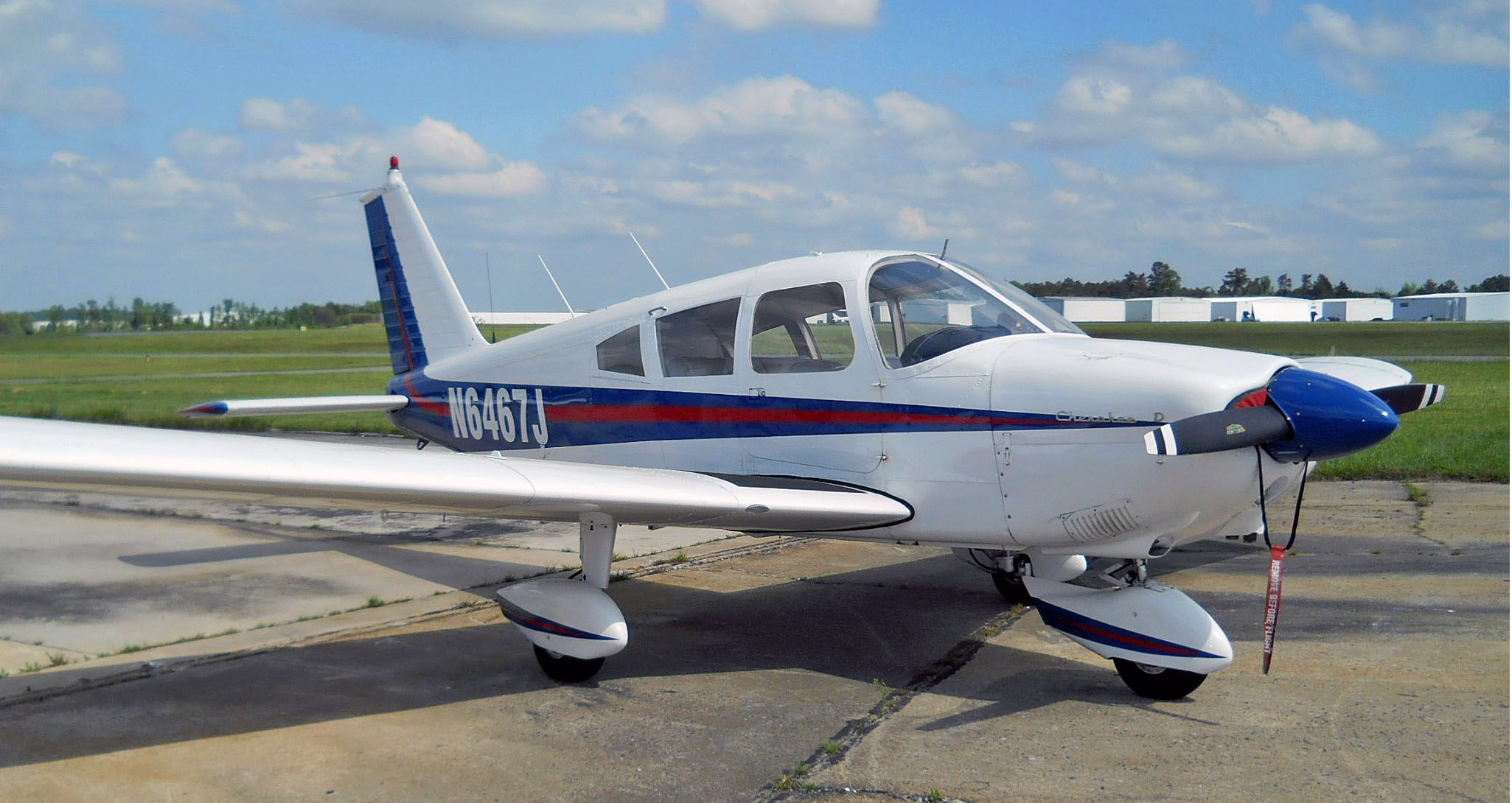 piper cherokee   Burlington Aviation : For Sale 1968 Piper