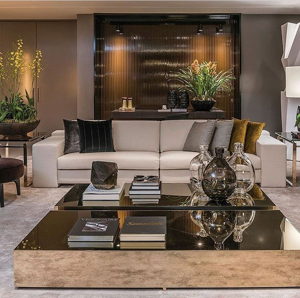 Awesome 40 Luxurious And Elegant Living Room Design Ideas More At Https Homishome Co Elegant Living Room Decor Elegant Living Room Design Luxury Living Room Modern elegant living room