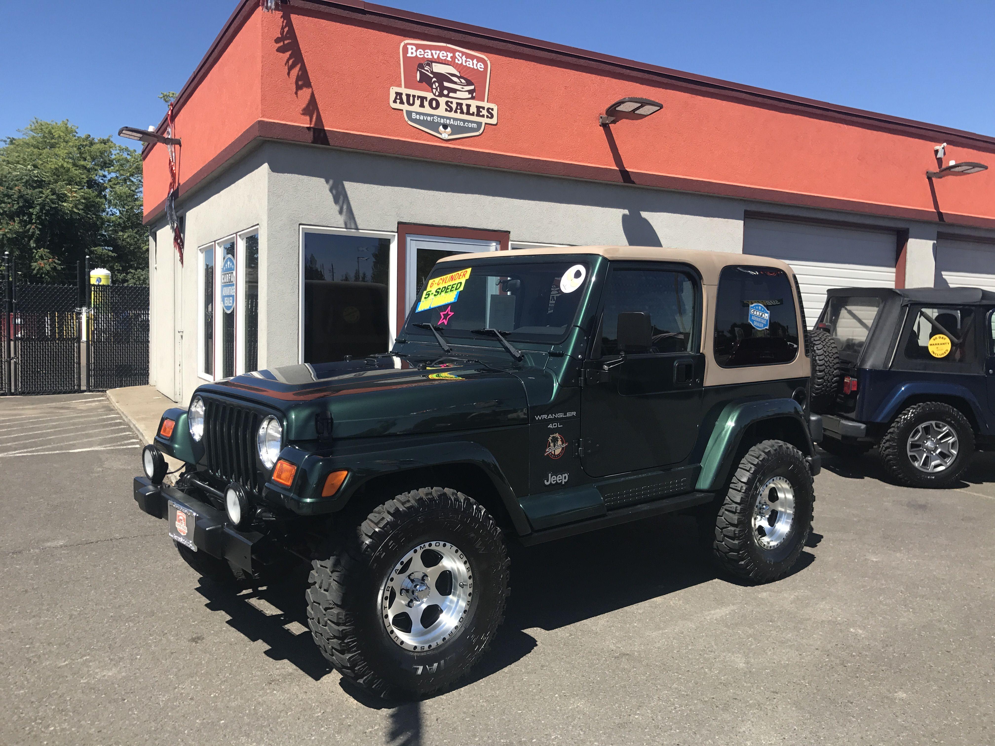 1999 Jeep Wrangler Sahara 1999 Jeep Wrangler Jeep Wrangler