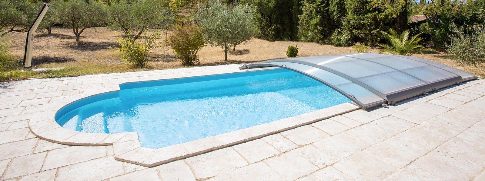 Constructeur De Piscine Paris abris piscine ultra bas | abri piscine abrisud - fabricant d