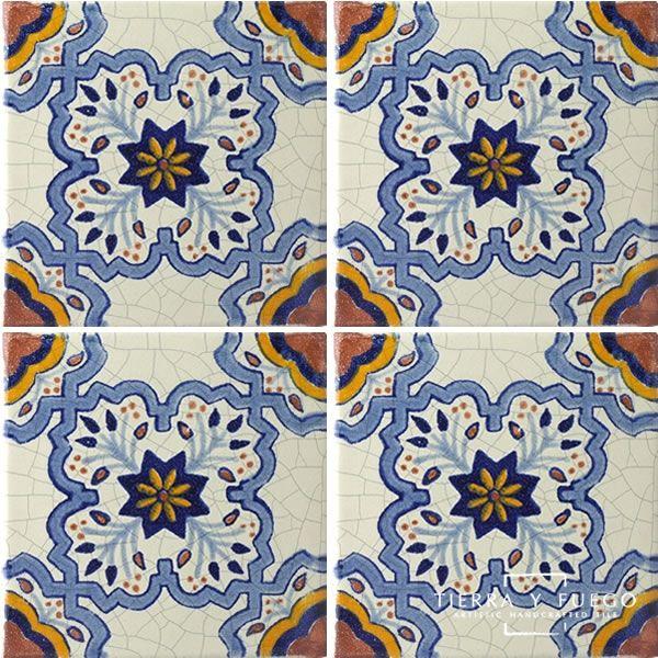 Spanish Floor Tile