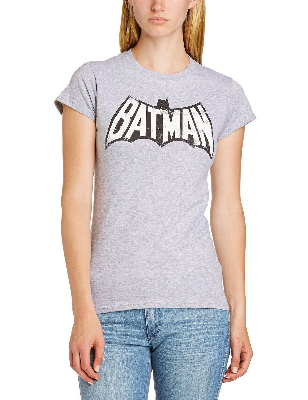 Cheap Sale Wiki Womens Batman - Retro Logo B and W Short Sleeve T-Shirt DC Comics Free Shipping Purchase Cheap Discount Good Selling Online G03NMgoZe