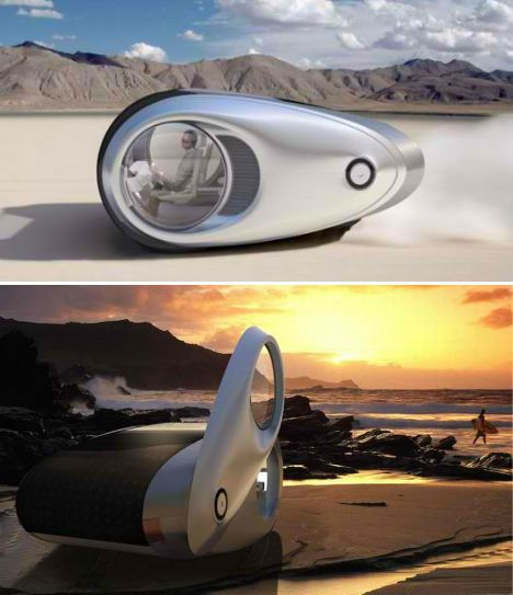 Sealander Amphibious Camping Trailer: Marvelously Modern Mobile Living: 15 Cool Campers