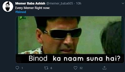 Viral Binod Memes Images Memes In Hindi Binod Memes Kya Hai Statuspictures Com Funny Memes Funny Thoughts Memes