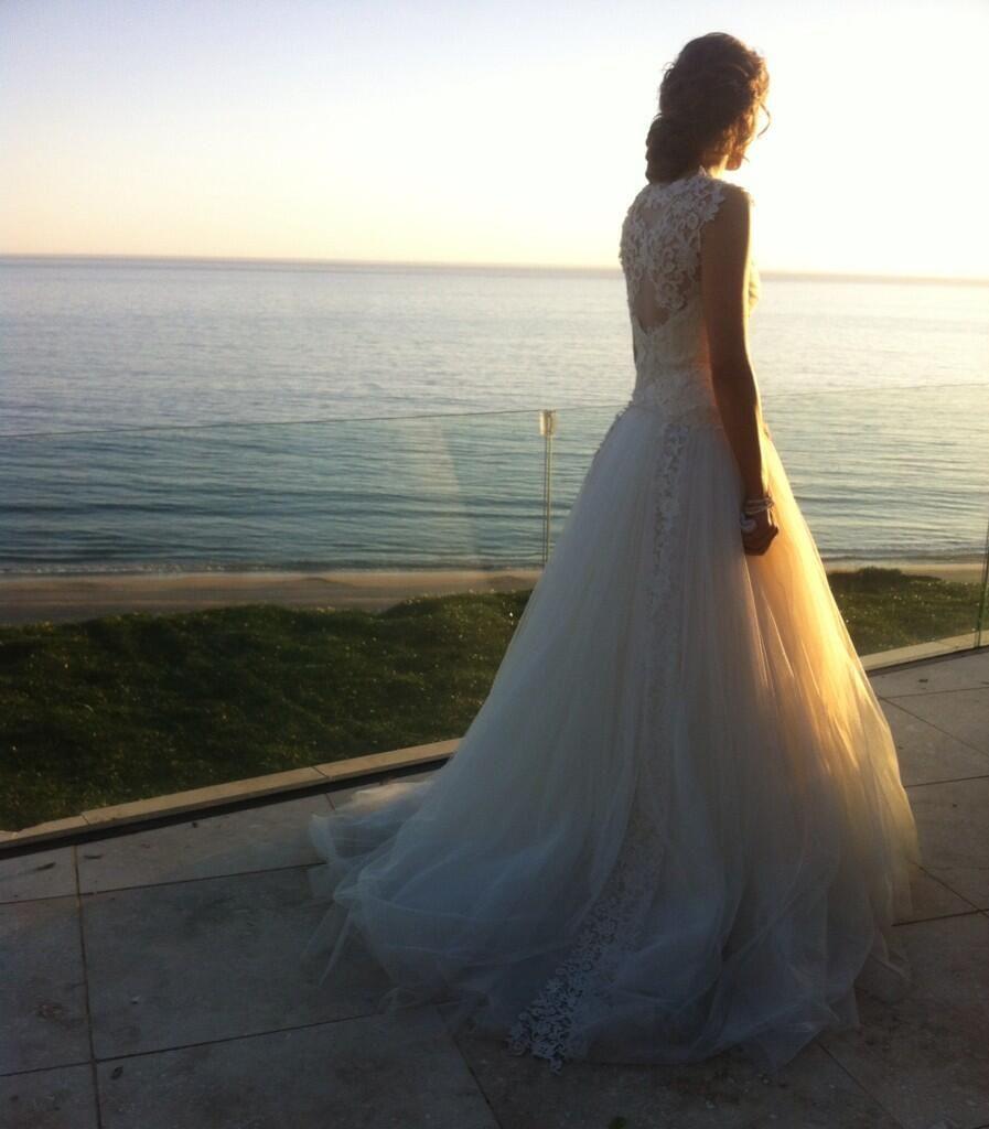 Vestido boda kate beckett