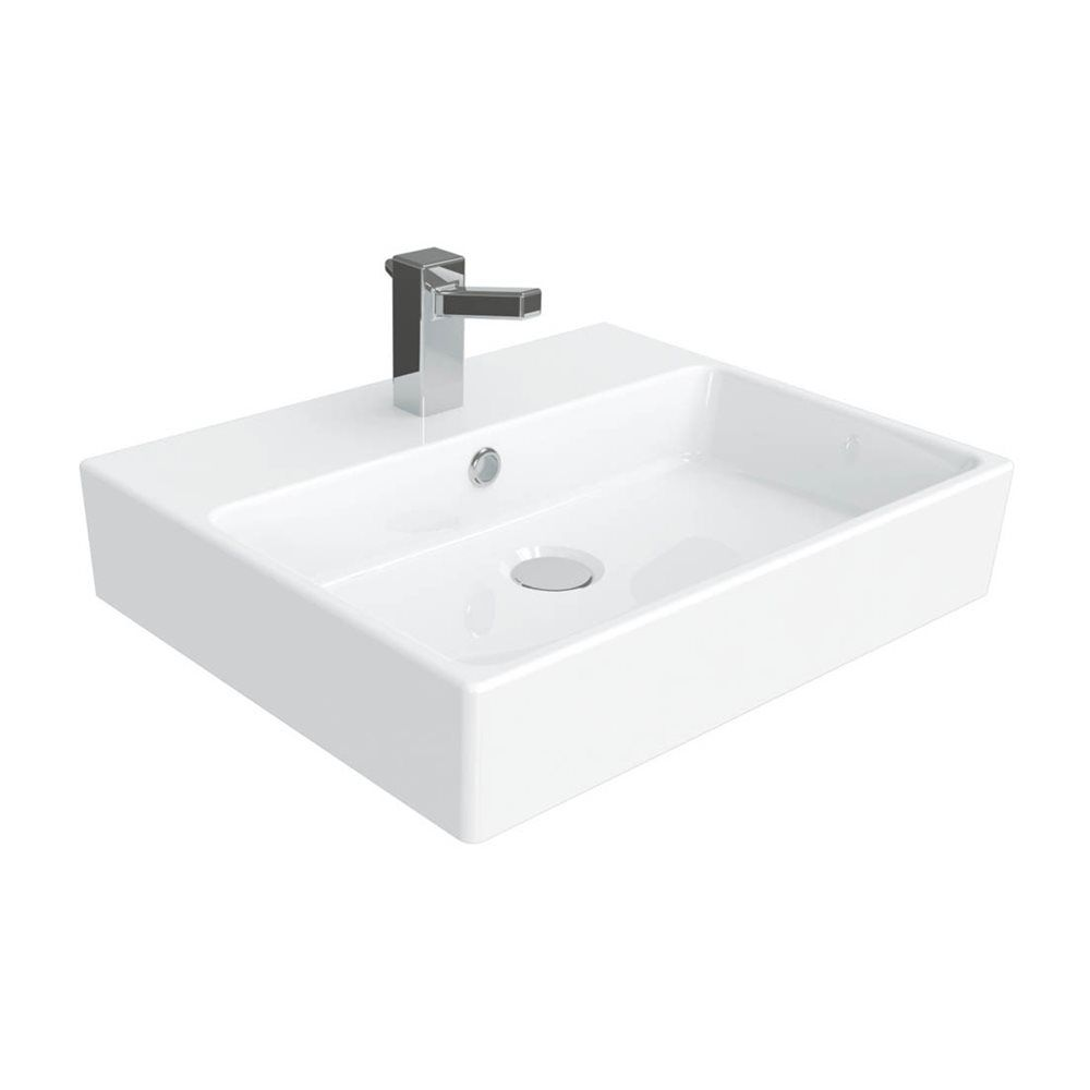 Bathroom Sinks Stores shop ws bath collections next nx 242 wall mounted / vessel