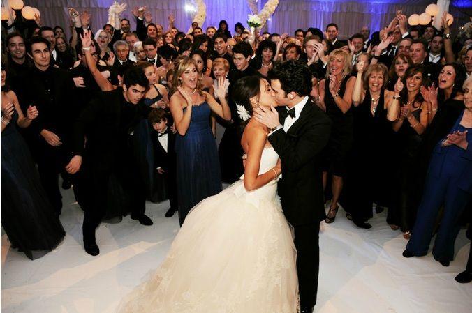 Kevin and Danielle Jonas - Wedding Day Fantasy | Danielle Jonas ...