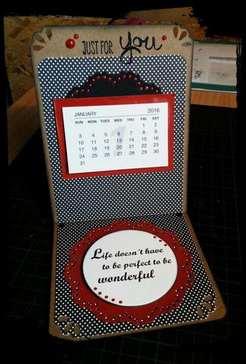 Kalender No.1 2o16-I