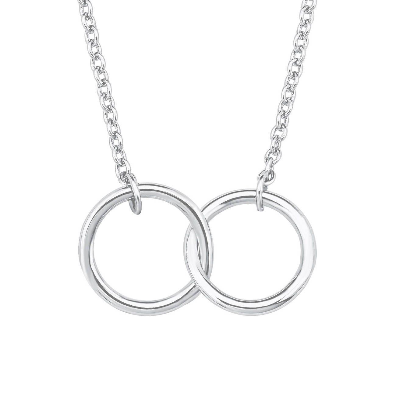 8c8d7136d246 Kette mit Kreisen 2017139 Silber 925 in 2019 | Products ...