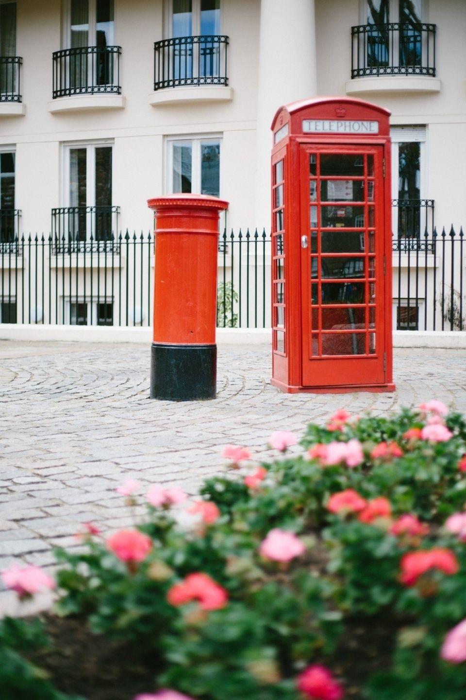 london mailbox telephone London, Telephone booth