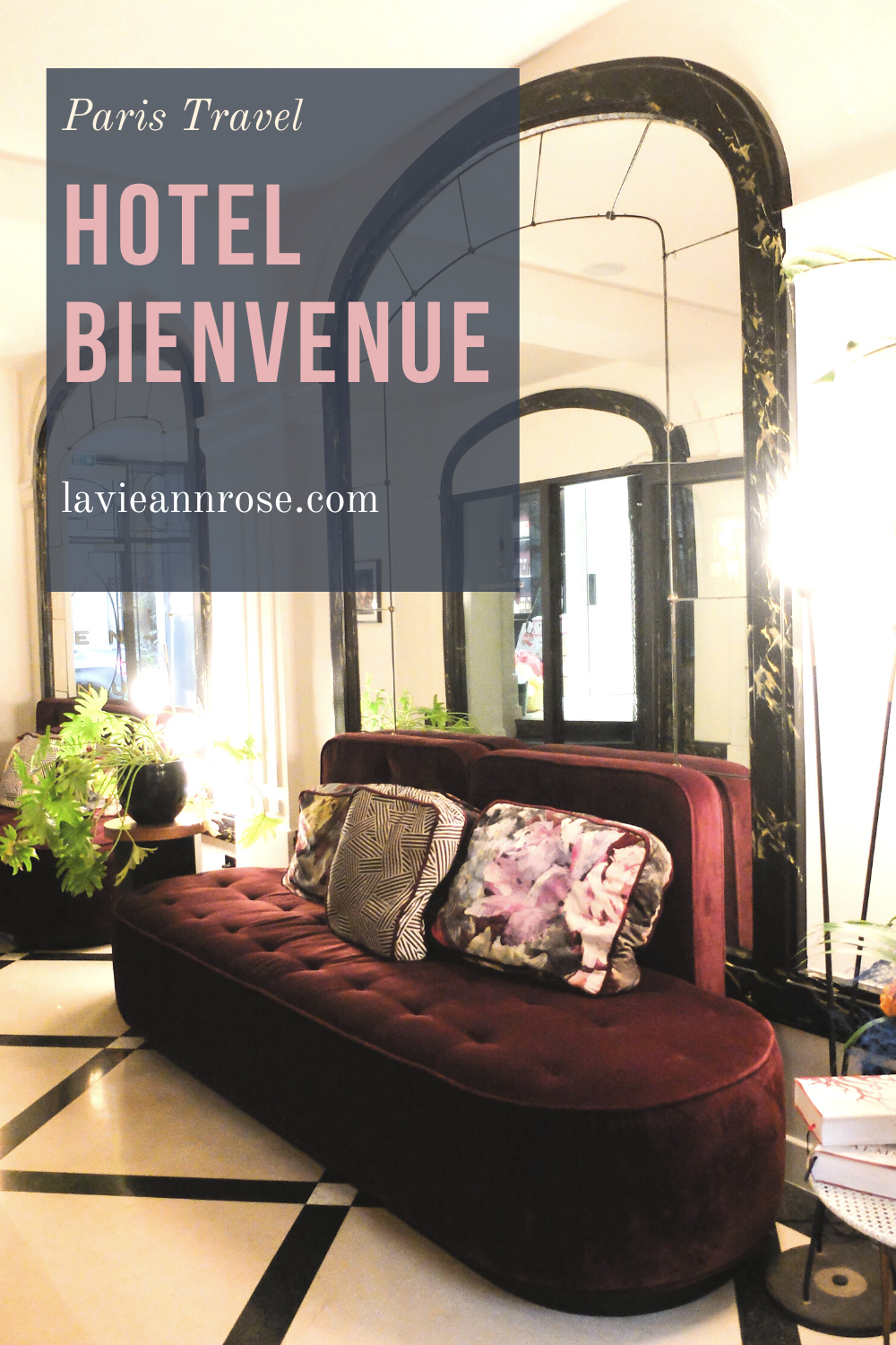 Sharing details about our stay at the Hotel Bienvenue Boutique Hotel in Paris with the prettiest floral decor, fantastic continental breakfast and more.#parisphotography #francetravel #frenchdecor #frenchhomedecor #francophilelifestyle #parisianchic #paristravel #parishotel #paris #france