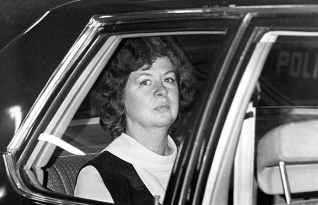 Sara Jane Moore pleaded guilty to the attempted assassination of President Ford, just 17 days after Squeaky Fromme attempted to kill the president.