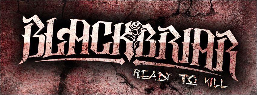 Blackbriar band Logo                                            www.facebook.com/blackbriarmusic