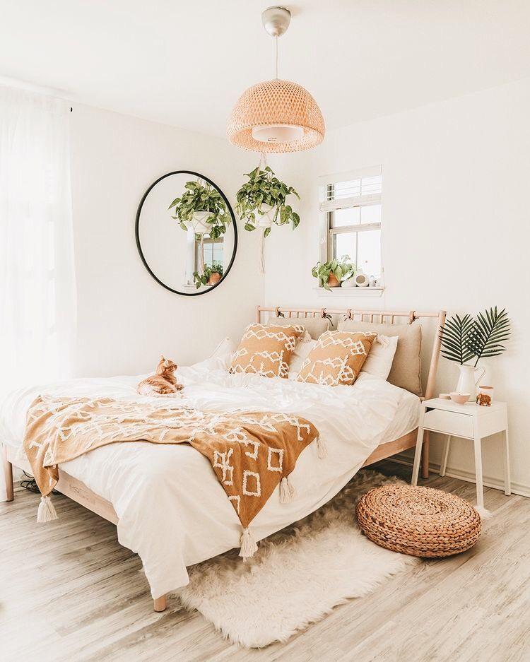 Ikea Bedroom Makeover For Under 600 Room Decor Bedroom Room Ideas Bedroom Bedroom Decor