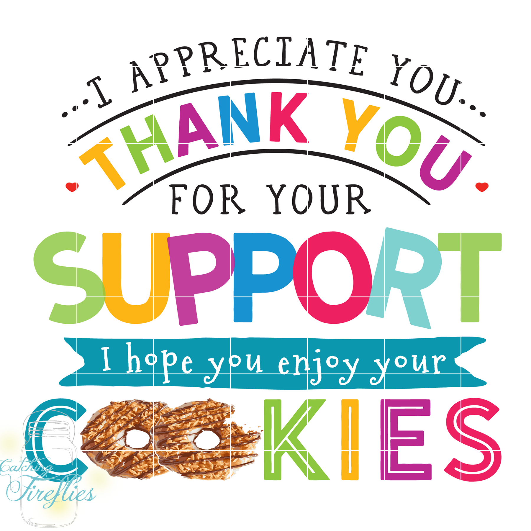 this adorable thank you design plus over 28 pngs of girl scout rh pinterest com girl scout cookie booth clip art girl scout cookie border clip art