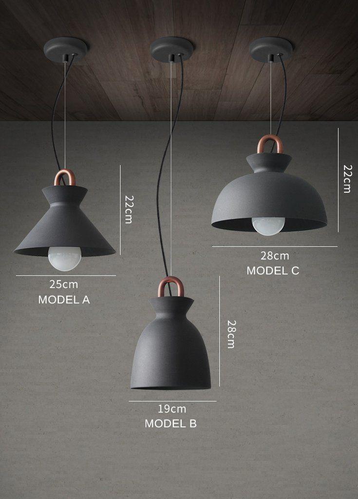 Colombo Modern Pendant Light #pendantlighting