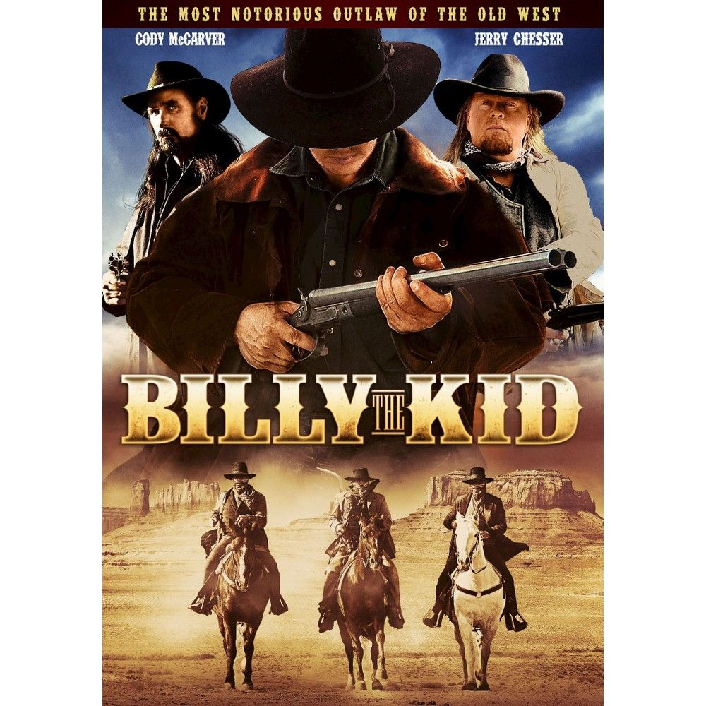 Billy the Kid (dvd_video) Products Billy the kids, Kid