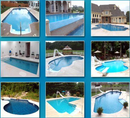 Custom Swimming Pool Sizes Costs Designs Financing Plan Inground Pool Designs Swimming Pool Size Pool Sizes